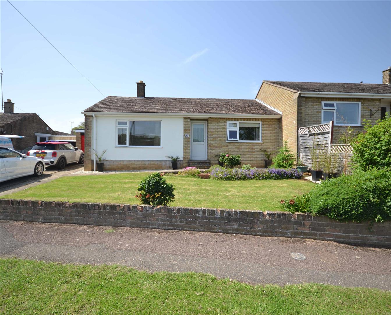 2 Bedroom Bungalow - Semi Detached -