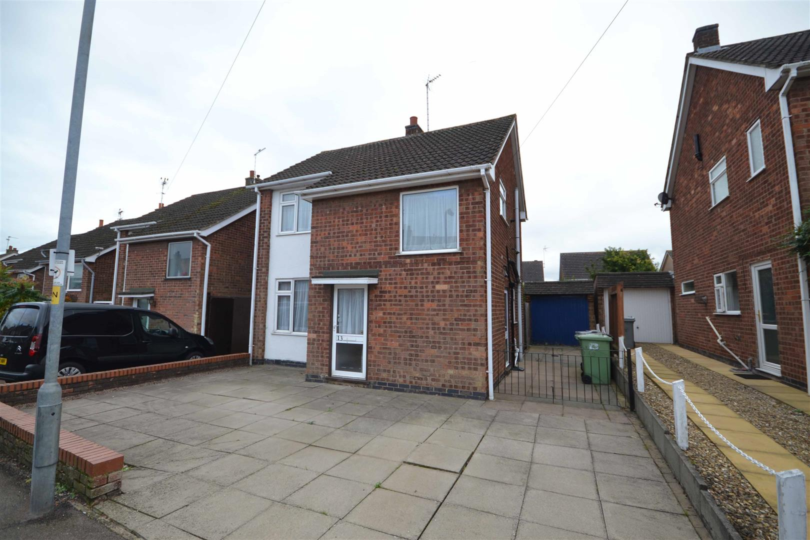 3 Bedroom House - Detached -