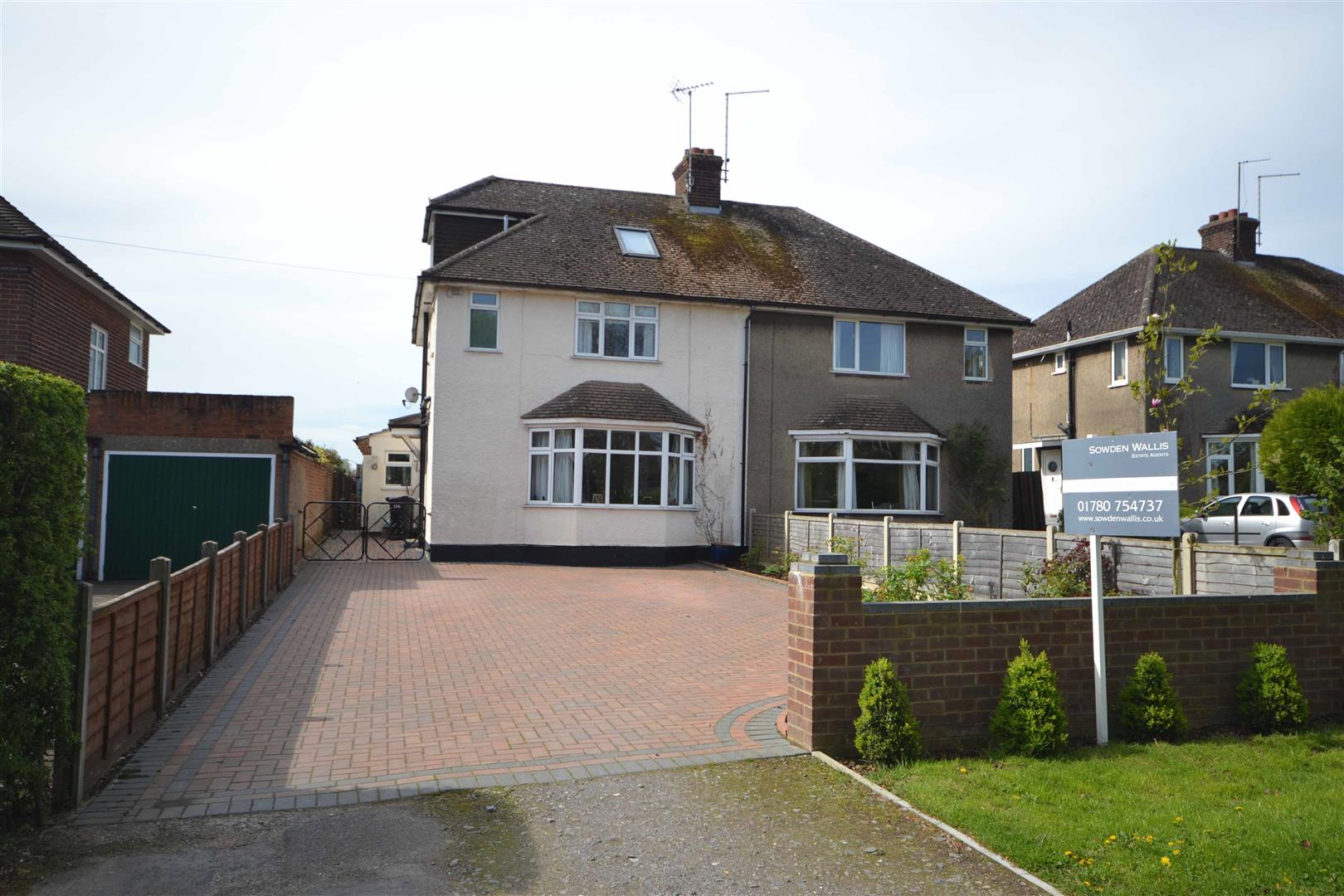 3 Bedroom House - Semi-Detached -