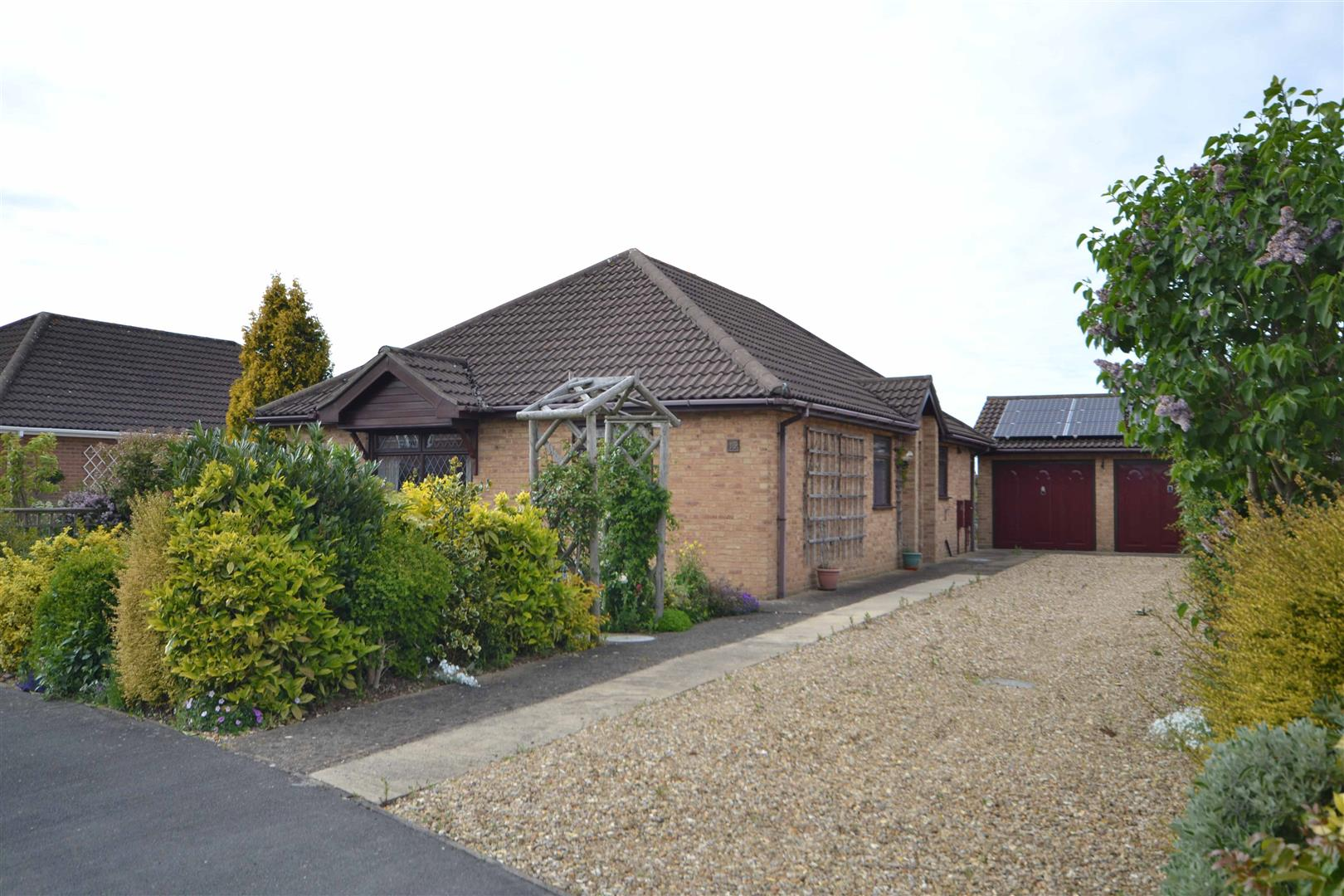 3 Bedroom Bungalow - Detached -