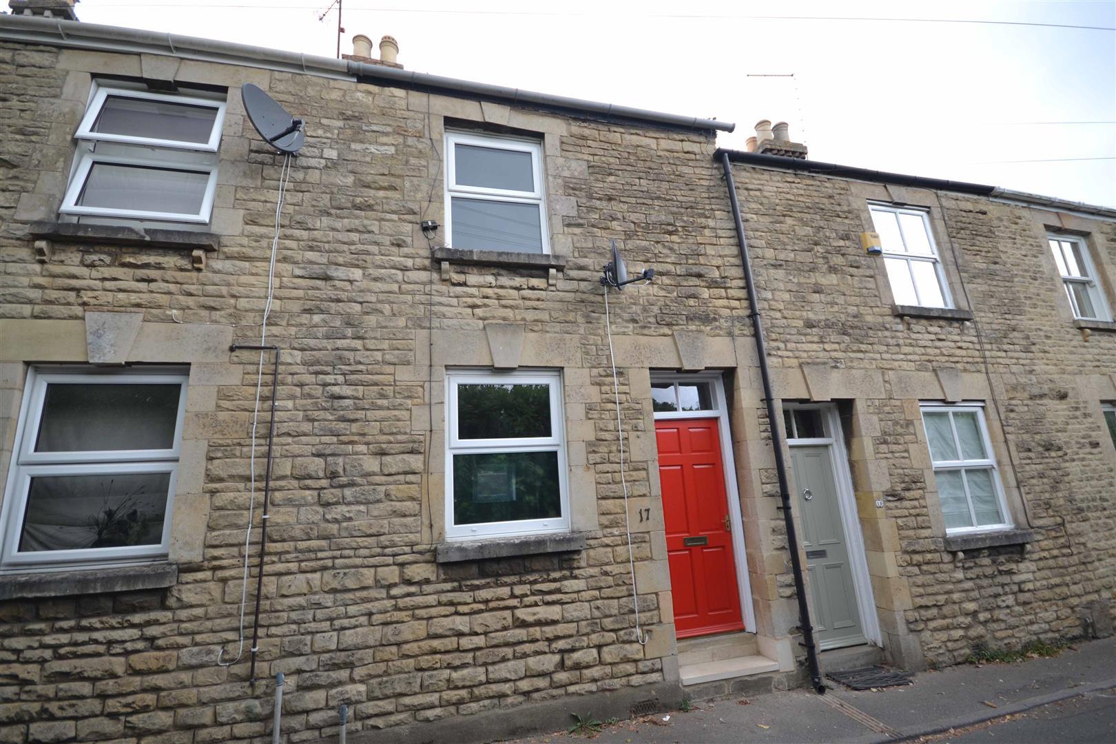 2 Bedroom House - Terraced -